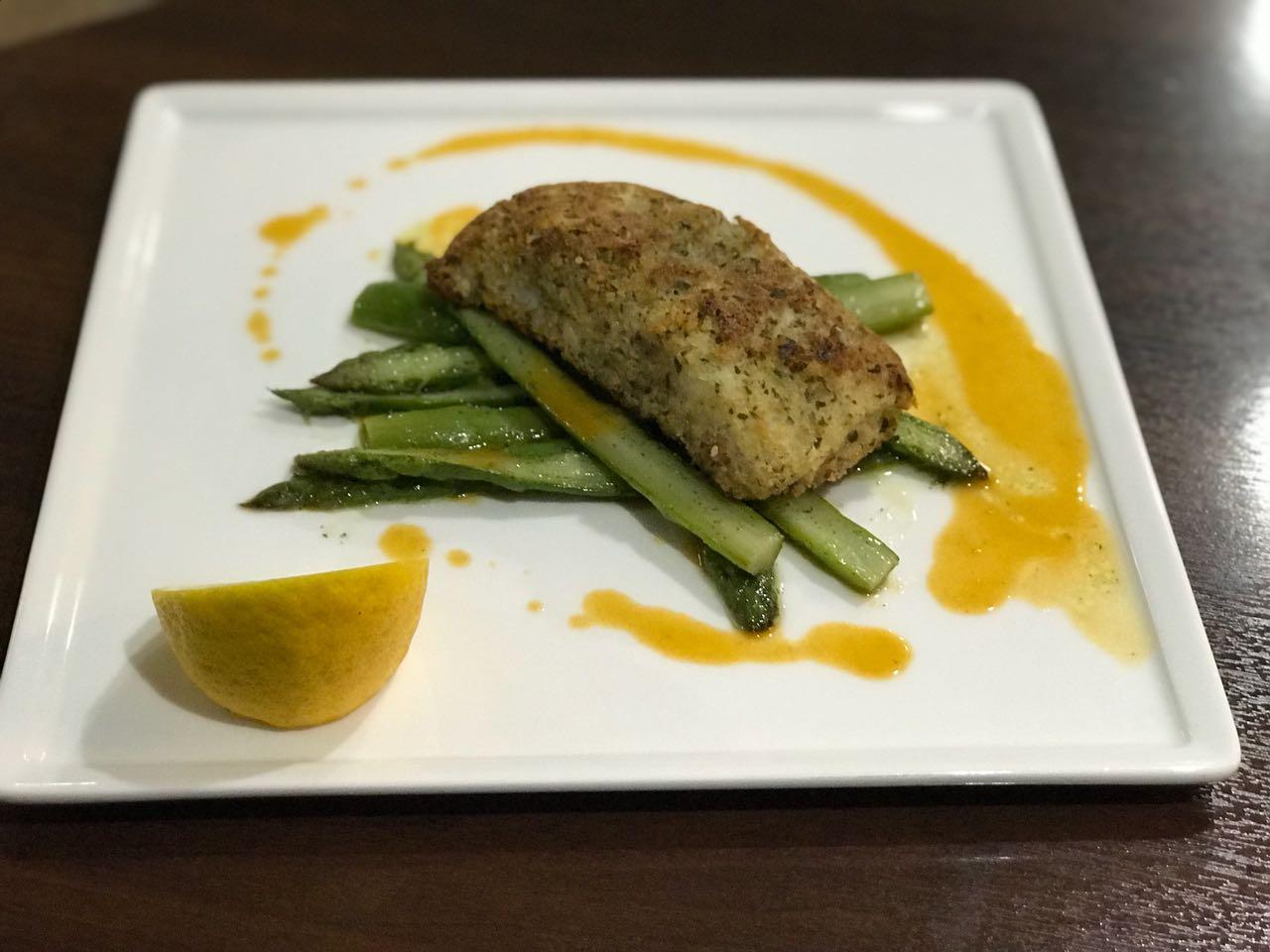 Горячие рыбные блюда